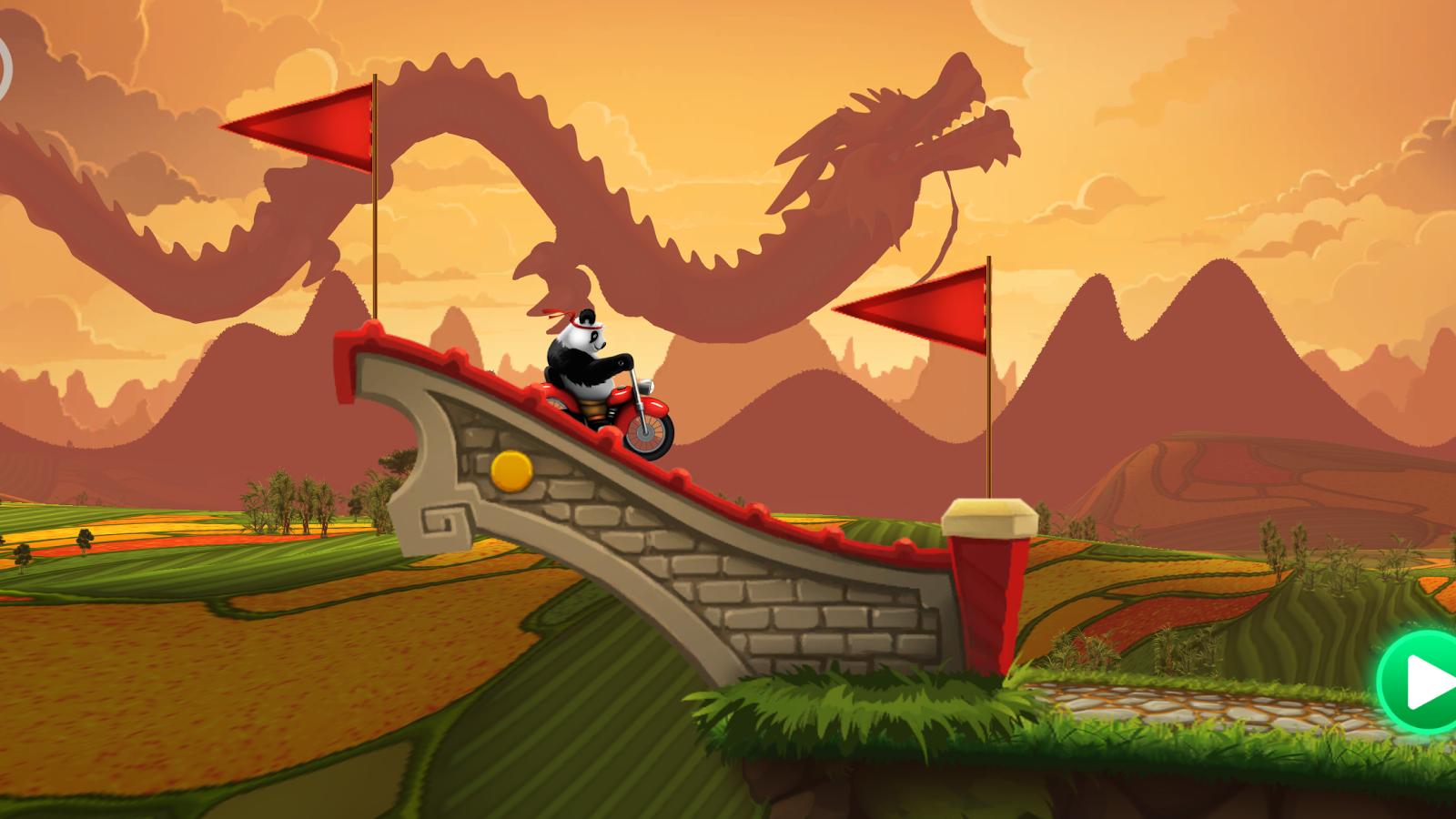 dragon panda racing android apps on google play