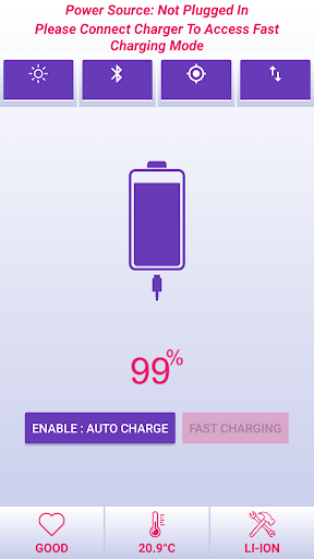 Very Fast Charger : 2x Super Fast & Ultra Charging screenshot 1