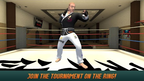 Karate Fighting Tiger 3D - 2 - náhled