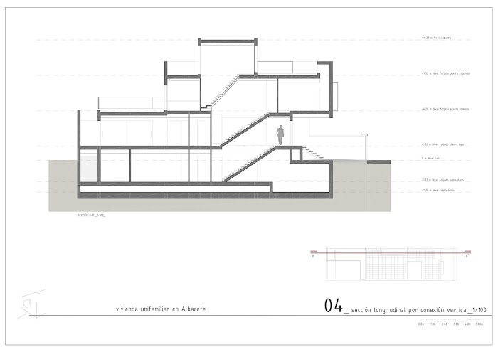 Vivienda Unifamiliar en Albacete - Relatio Arquitectura