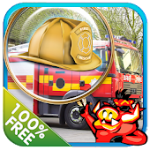 Fire Rescue Free Hidden Object