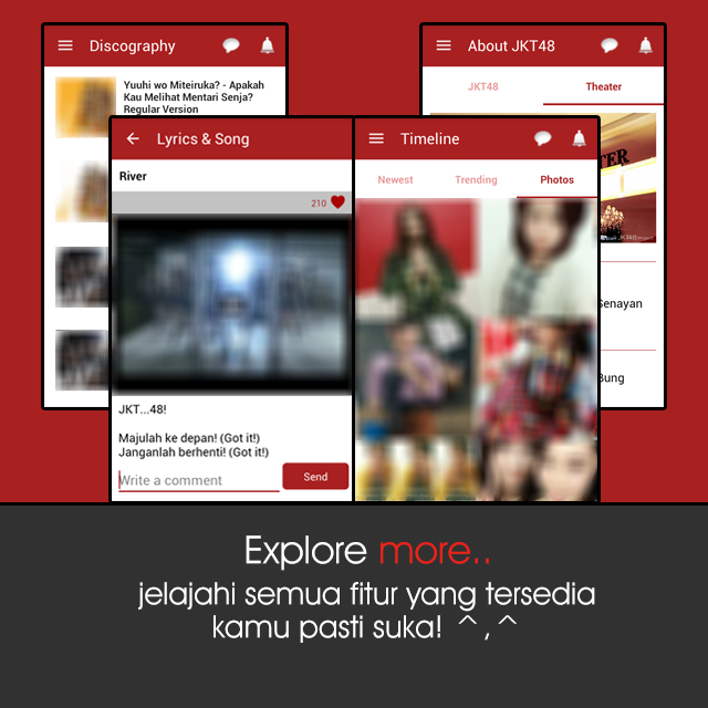 JKT48 Lovers- screenshot