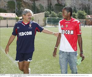"""Guy Lacombe ne voulait pas de Mbokani à Monaco : """"On nous l'avait imposé"""""""