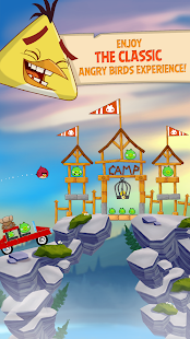 Angry Birds Seasons Screenshot