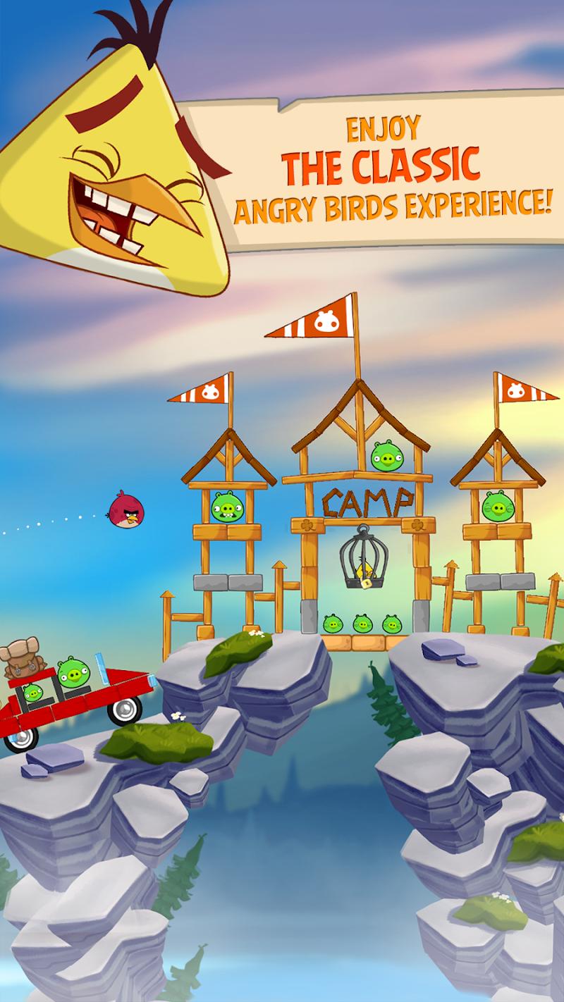 Angry Birds Seasons Screenshot 5