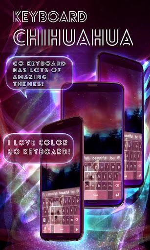 無料个人化Appのチワワのキーボード|記事Game