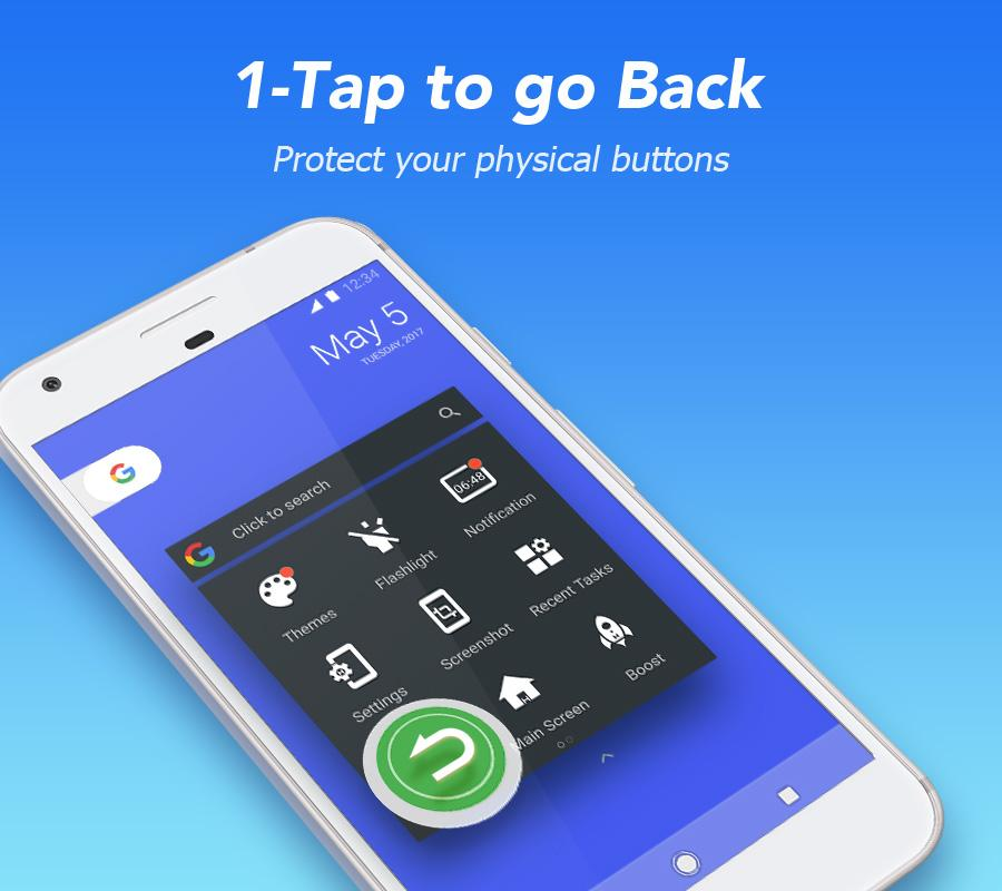 EasyTouch - Assistive Touch for Android- screenshot