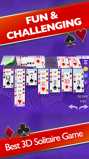 Solitaire 3D - Solitaire Game screenshots 11