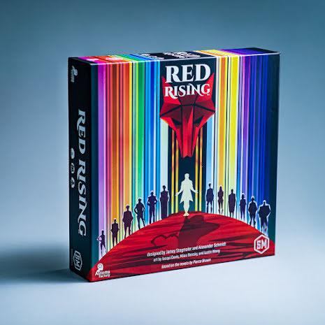 Red Rising (release ca Maj/Juni 2021)
