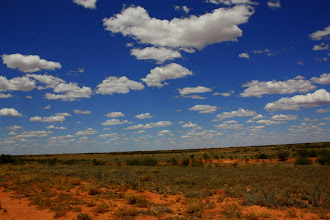 Photo: Year 2 Day 219 - Big Sky, Big Plain