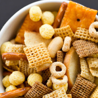 Nuts & Bolts Snack Mix.