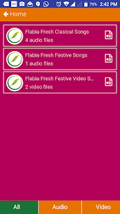 FLABIA RADIO - náhled