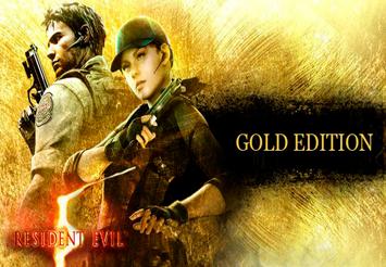 Resident Evil 5 Gold [Full] [Español] [MEGA]