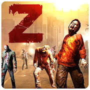 Game Dead Z Target Frontier APK for Kindle