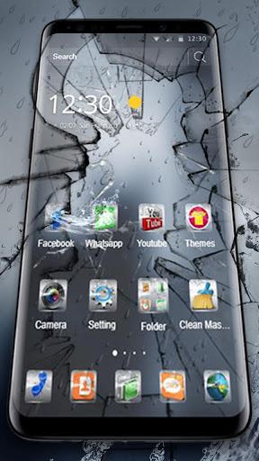 Broken Glass Parallax screenshots 1