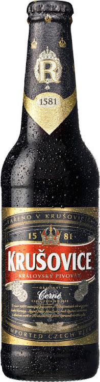 Logo of Královský Pivovar Krušovice Černe (Dark)
