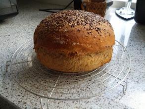 Photo: Tja, plof zei het brood :-/