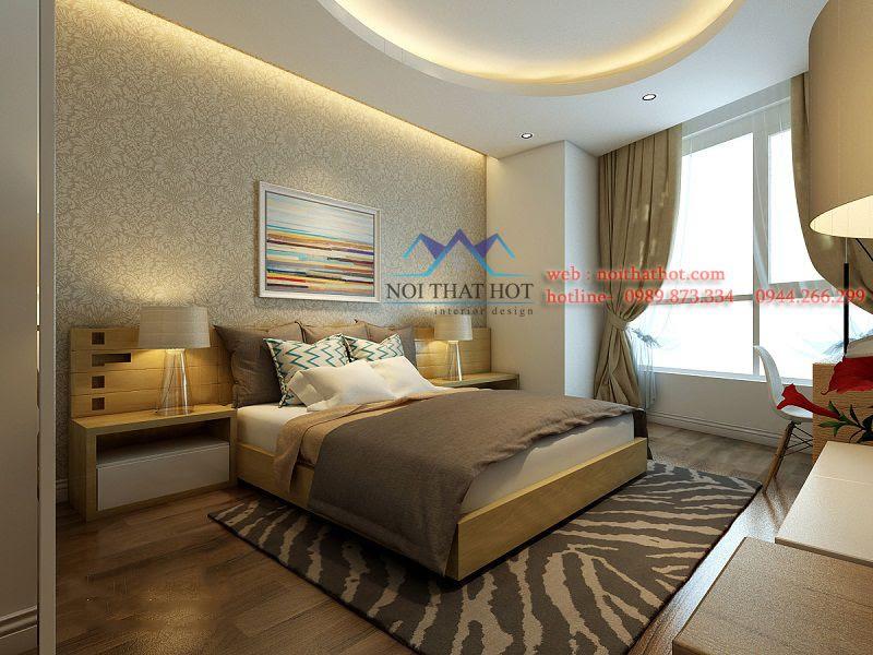 thiết kế nội thất chung cư sang trọng ấm cúng
