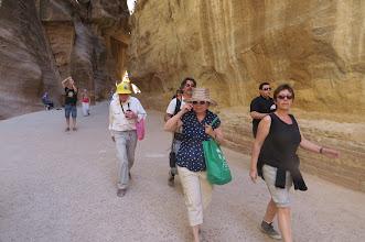 Photo: La Siq - kanjono, Petra