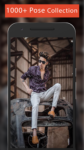 Photo Pose for Boys Photography Male 2020 offline