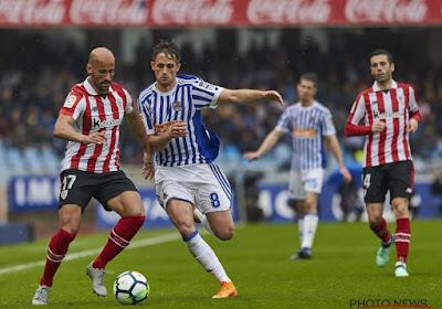 Copa Del Rey : Adnan Januzaj est de retour dans le onze de la Real Sociedad