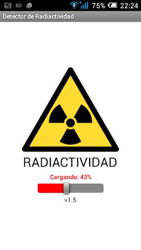 DETECTOR DE RADIACTIVIDAD 2
