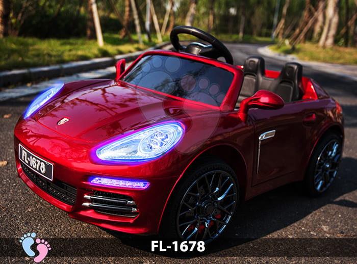 Xe điện thể thao cho bé Porsche FL-1678 2