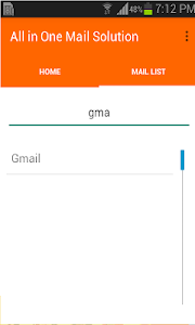All Emails in One App screenshot 2