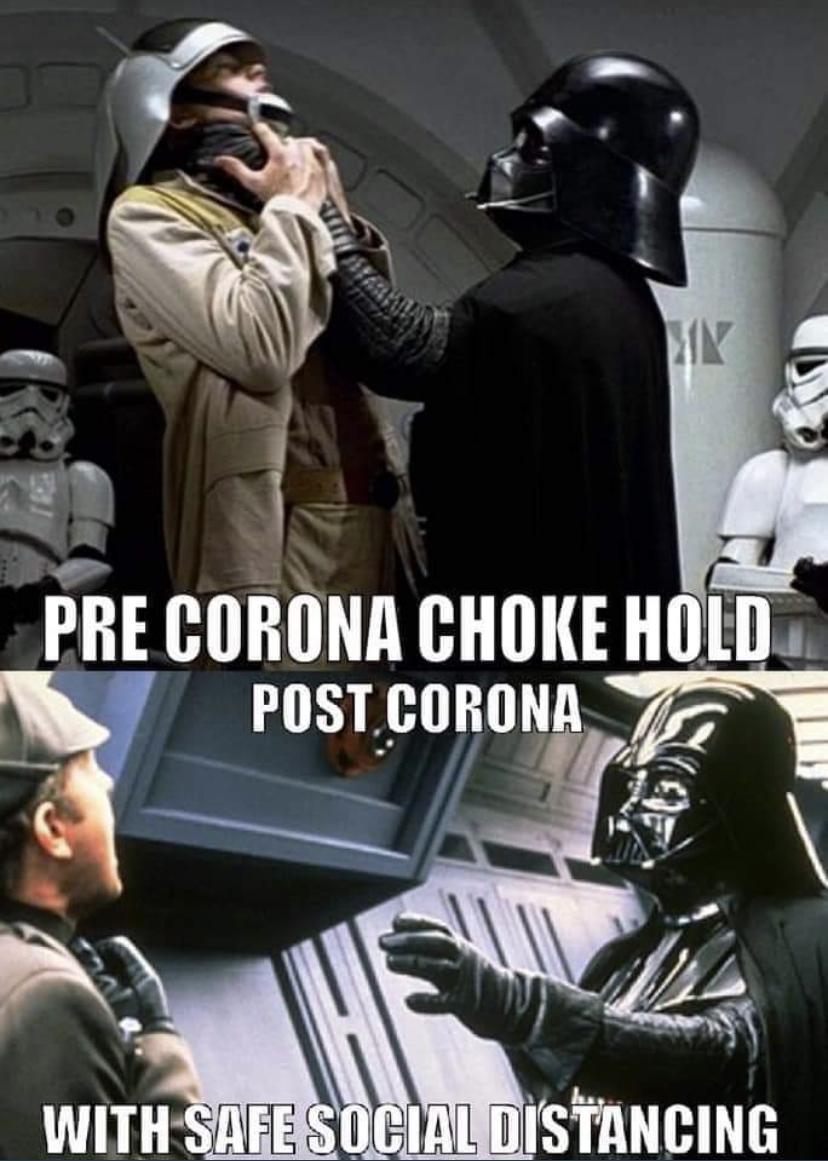 coronavirus starwars meme