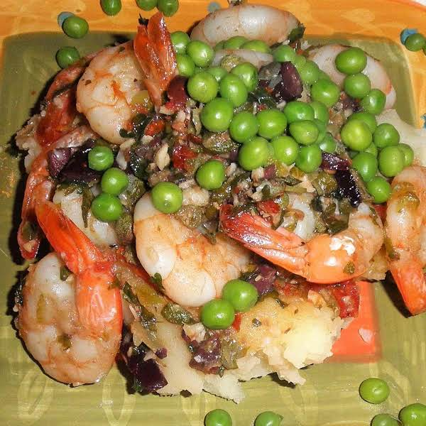 Shrimp Puttanesca Is A Simple And Elegant Italian Way To Saute Shrimp.