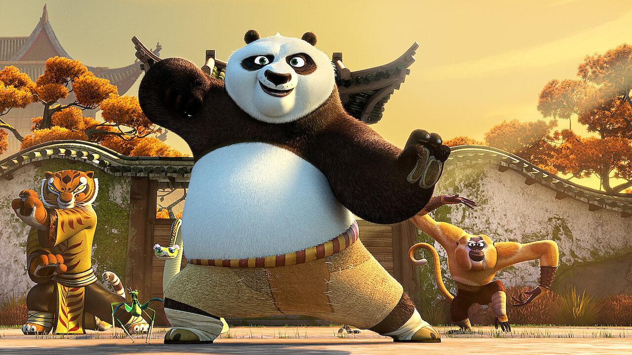 4. Kung Fu Panda 02