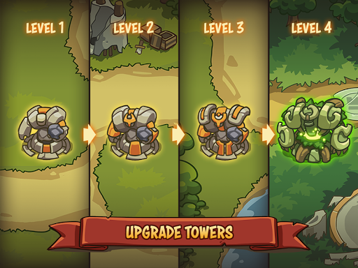 Empire Warriors TD: Defense Battle (Tower Defense) (Unreleased)  screenshots 6