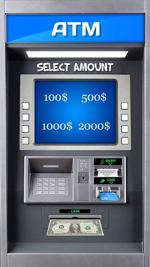 ATM Learning Simulator Free- screenshot
