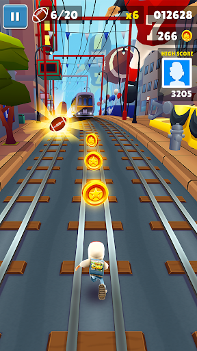 Subway Surfers 1.98.0 screenshots 2