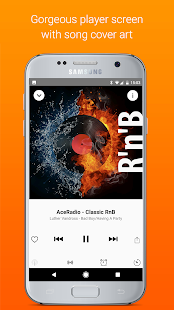 Receiver - Internet Radio- screenshot thumbnail