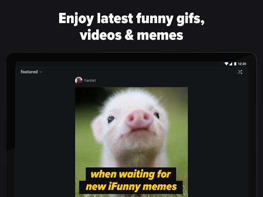 iFunny u2013 fresh memes, gifs and videos 6.2.2 screenshots 12