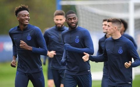 Image result for abraham mount hudson odoi tomori