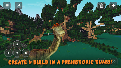 Dino Jurassic Craft: Evolution for PC
