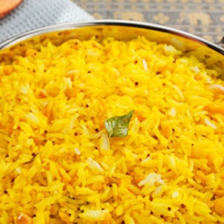 Yellow Lemon Rice