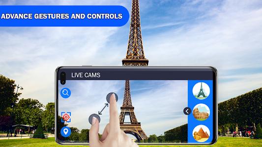 Live Earth Cam 2020 - Global Webcams & Earth Map 1.18