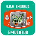 Simulator Of G.B.A Emerald Color Edition icon