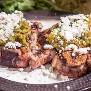 Chile Verde Pork Chops Recipes