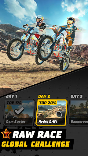 Dirt Bike Unchained apktram screenshots 5