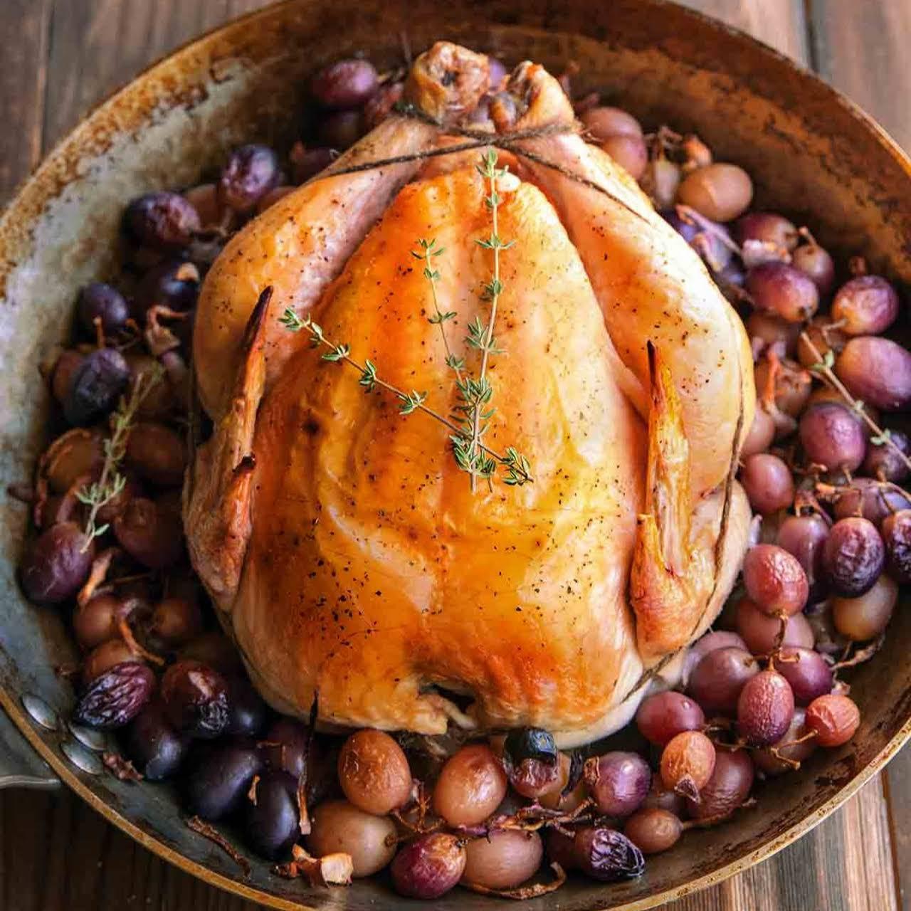 user-friendly Roast Chicken Recipe