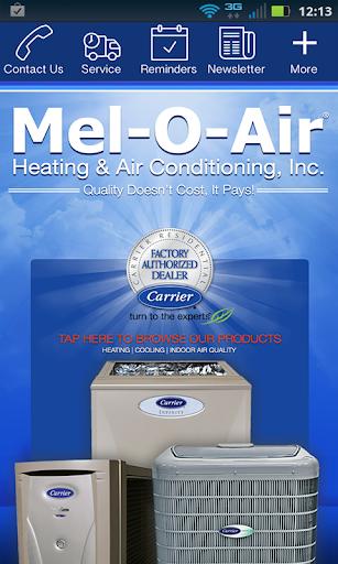Mel-O-Air Heating AC Inc.