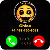 Calling Toy Chica (From Fredy Fazbears Pizza)