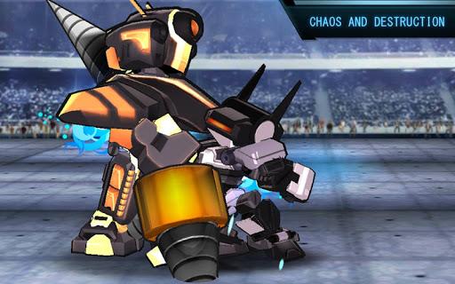 Megabot Battle Arena: Build Fighter Robot screenshots 22