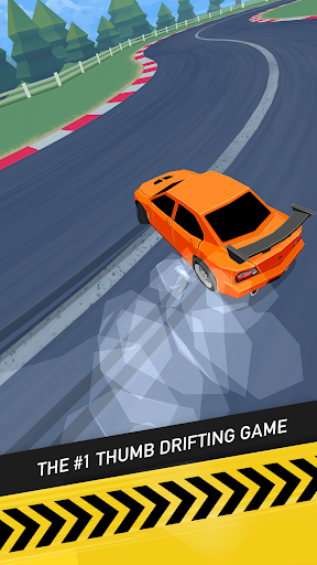 Thumb Drift — Fast & Furious Car Drifting Game screenshot