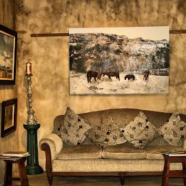 Living room by Marissa Enslin - Digital Art Things