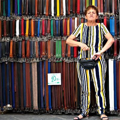La donna delle cinture di Samphotography